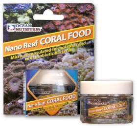 OCEAN NUTRITION NANO REEF CORAL FOOD 10 GR