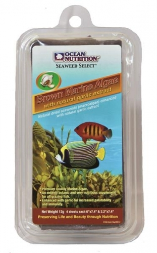 Ocean Nutrition Brown Marine Algae 30 g + Clip