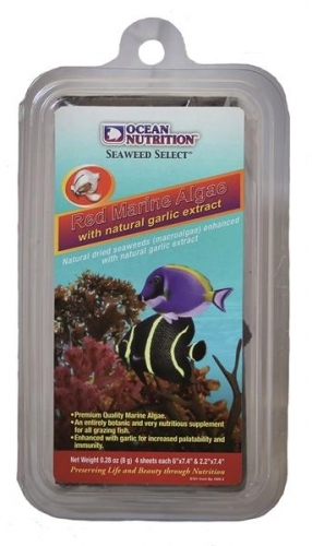 Ocean Nutrition Red Marine Algae + Clip